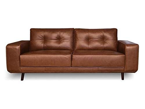 Genuine Leather Sofa Fiesta Collection Chestnut Genuine Leather Sofa Leather Sofa Genuine Leather