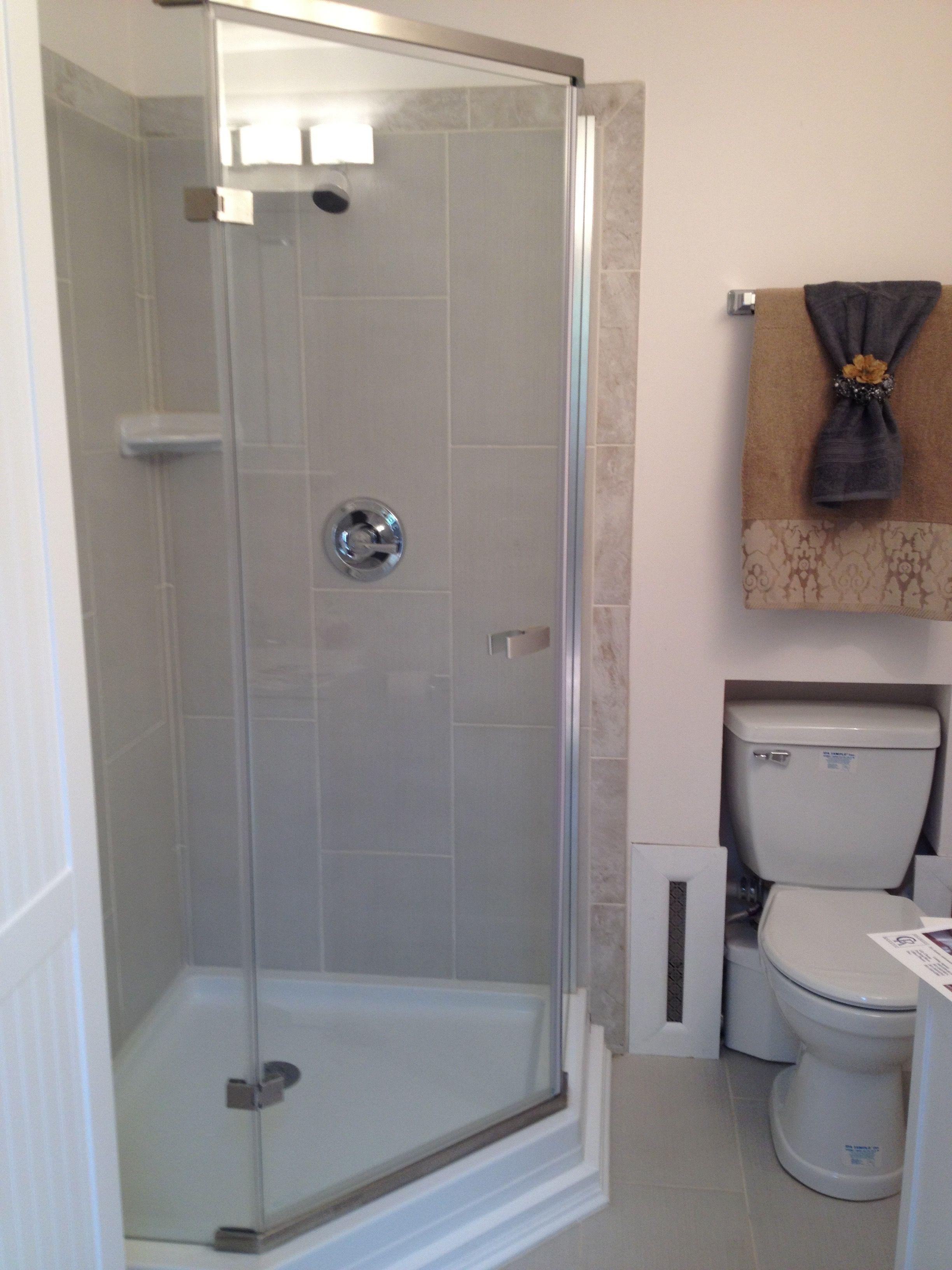 Master bedroom ensuite  Corner shower for Master Bath  Master Bedroom  Pinterest  Master
