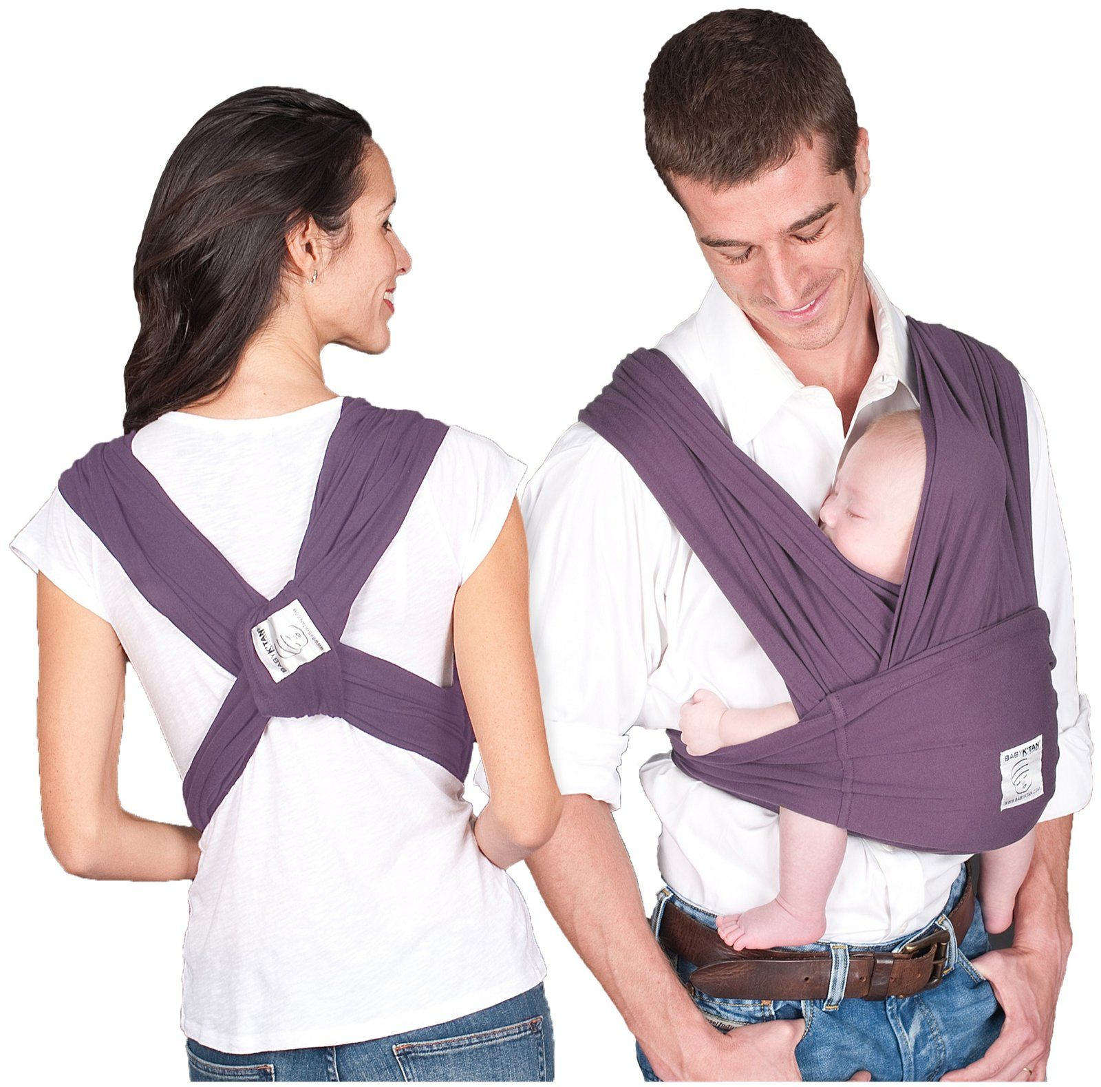 Baby K Tan Baby Carrier Eggplant Best Price Baby