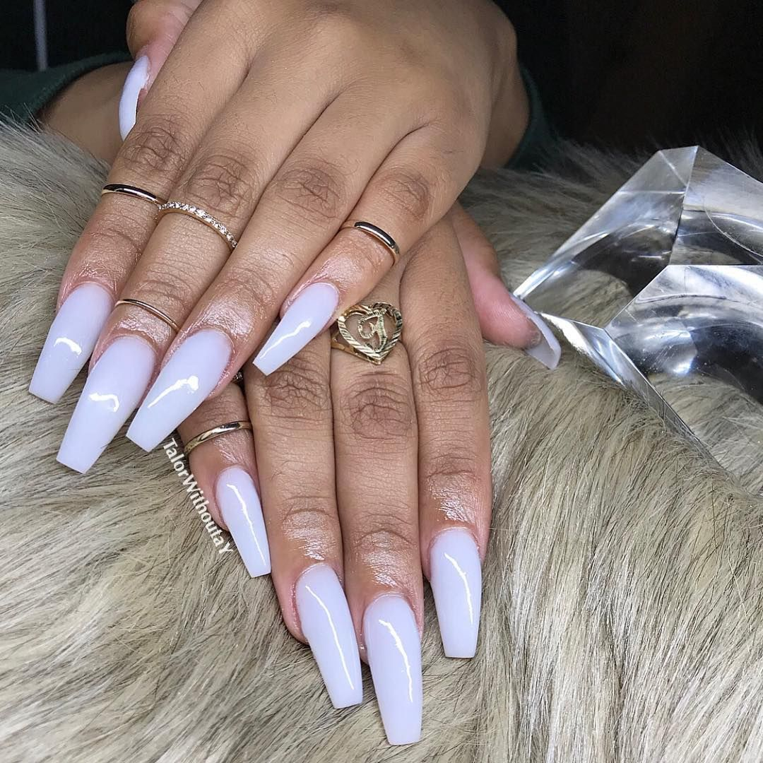 1 783 Likes 90 Comments Talor Without A Y Talorwithoutay On Instagram Okay Guys Frost Is Finally Out Click Nails Ring Finger Nails Gorgeous Nails