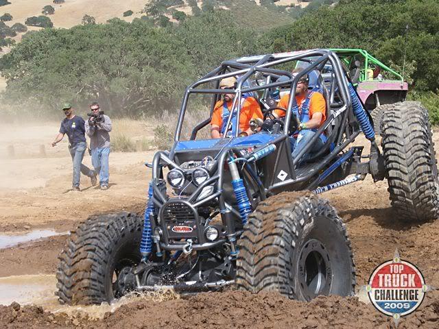 Monster Buggy Buggy Rock Crawler Big Trucks