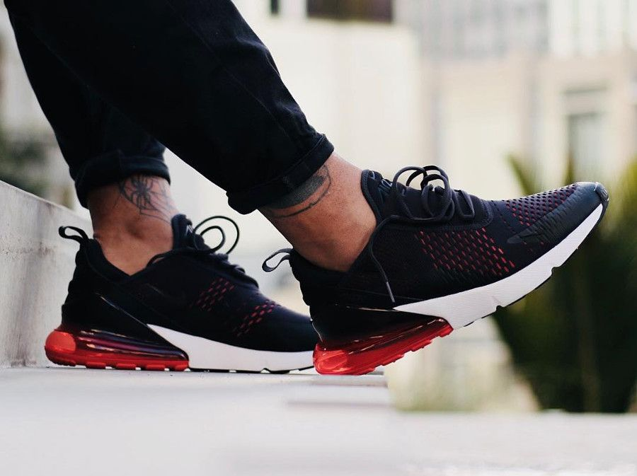 Que vaut la Nike Air Max 270 Oil Grey Habanero Red