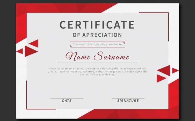 50 Multipurpose Certificate Templates And Award Designs For Business And Personal Use Certificate Templates Gift Certificate Template Certificate Layout
