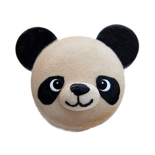 Panda button... so cuuute! :D