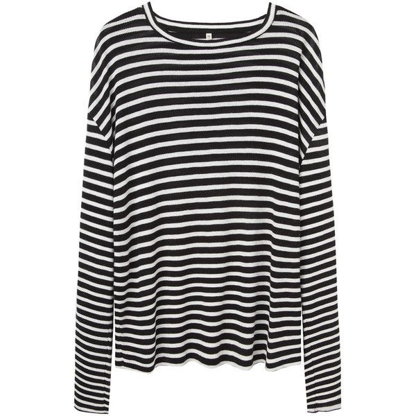 aae64d3aa05 R13 Thermal Longsleeve ($168) ❤ liked on Polyvore featuring tops ...