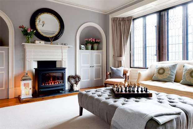 Beautifully Restored Victorian Home in Scotland | Interior Design Files