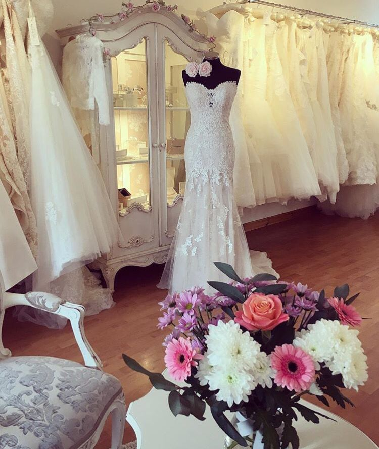 The Wedding Dress Company Bridal Boutique Shop In Corbridge Northumberland North East England