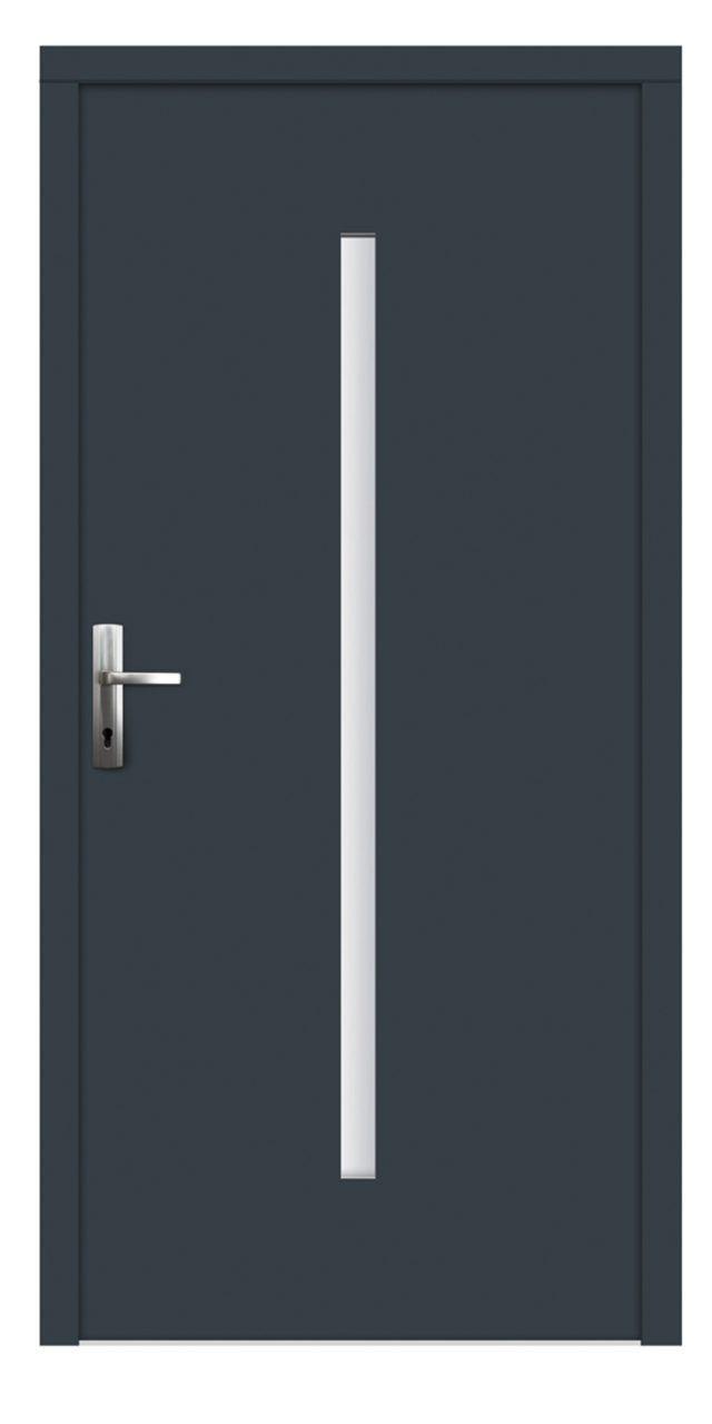 Megacal wooden entrance door – CAL doors- Drewniane drzwi we…