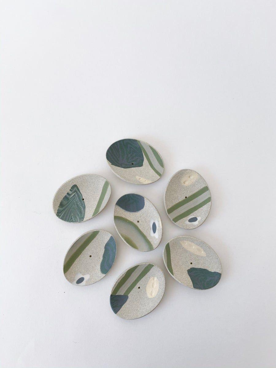 Knotwork LA — Porcelain Inlay Series