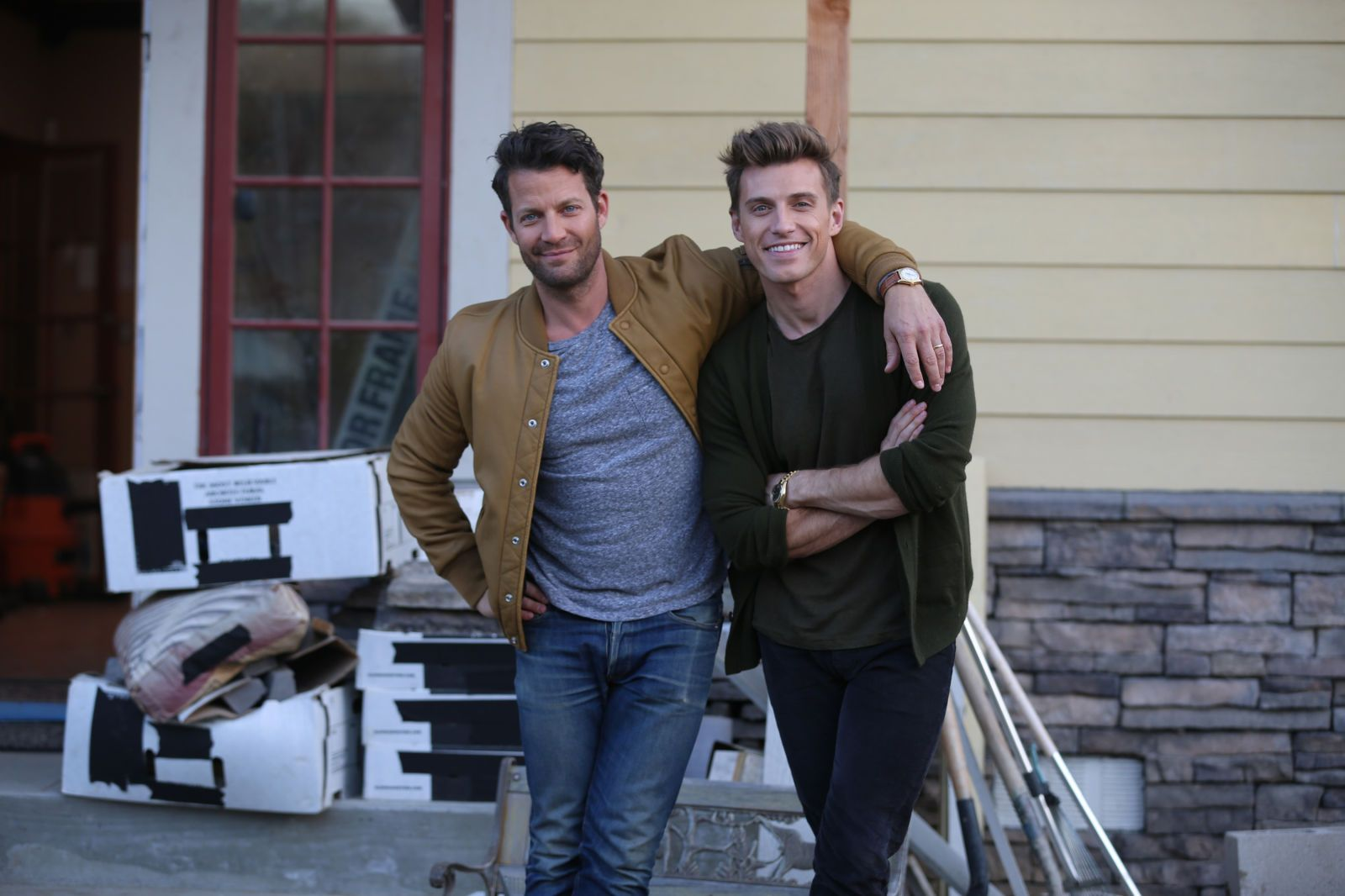 Home Makeover Shows the trailer for nate berkus and jeremiah brent's new show is here