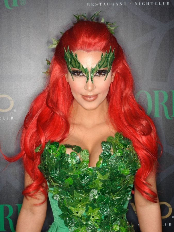 poisonivykimkardashiancostumeforsale kim kardashian poison ivy halloween costume