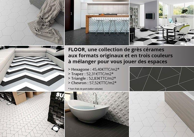 Faience gamme floor revetement sol boutique