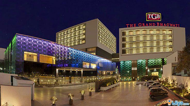 The Grand Bhagwati Hotel Tgb Surat Gujarat India 5 Star Luxury