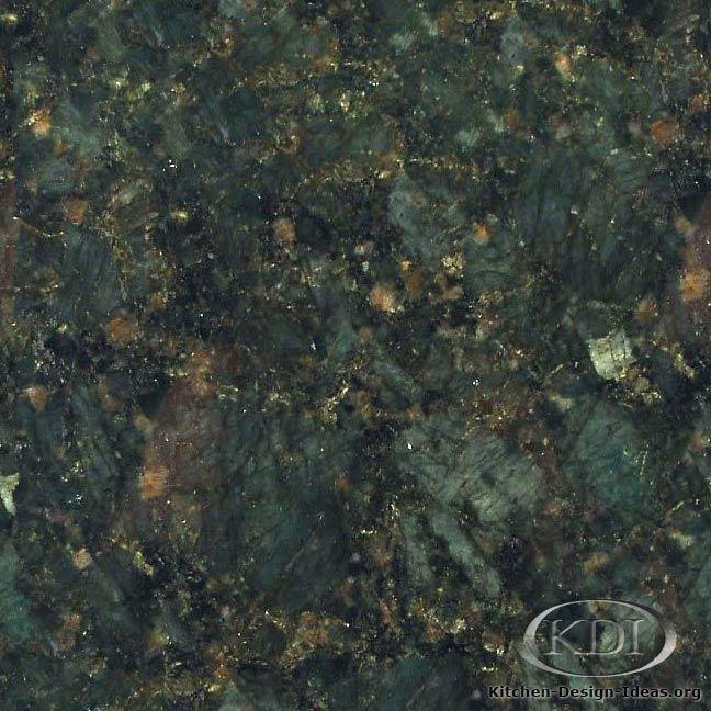 Peacock Green Granite For The Master Bath Vanity