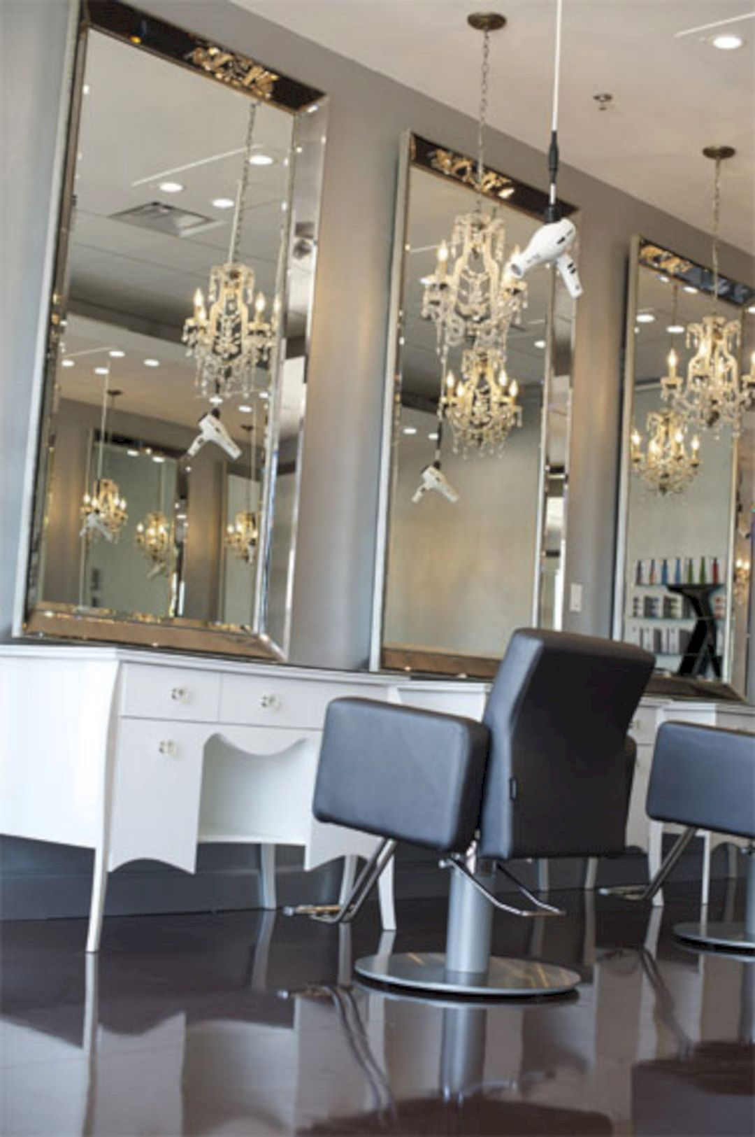 46+ Best Home Salon Decor Ideas For Private Salon On Your