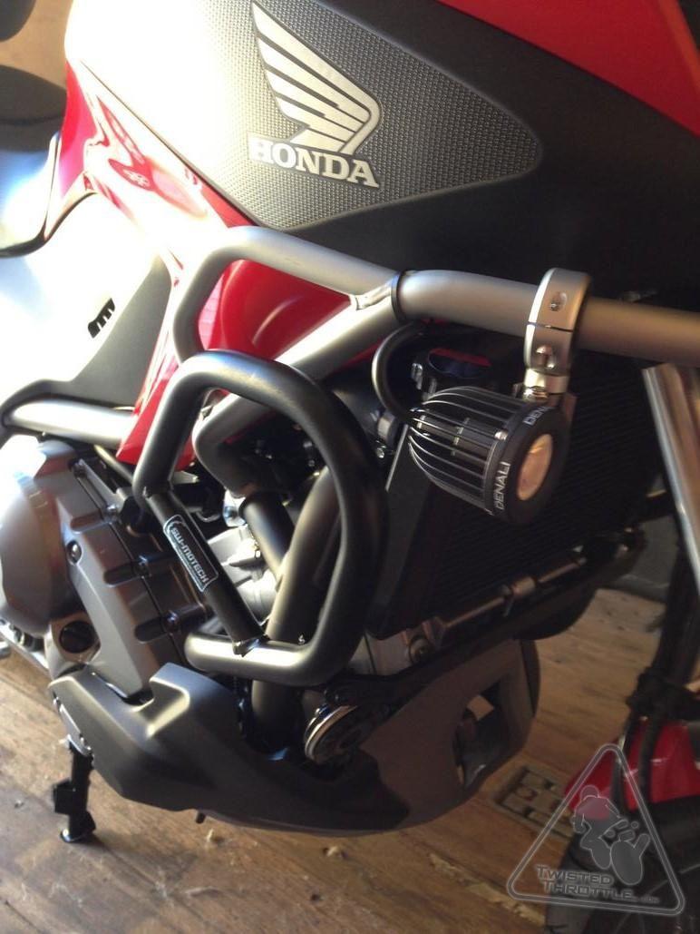 Crash Bar Honda Nc750x Honda Cb Motorcycle Honda