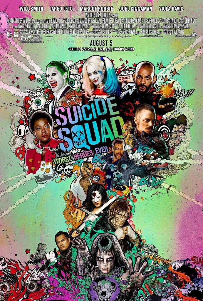 Download Suicide Squad Full-Movie Free