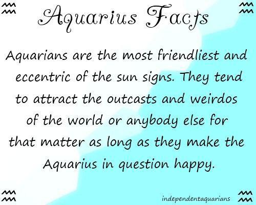 funny aquarius horoscopes