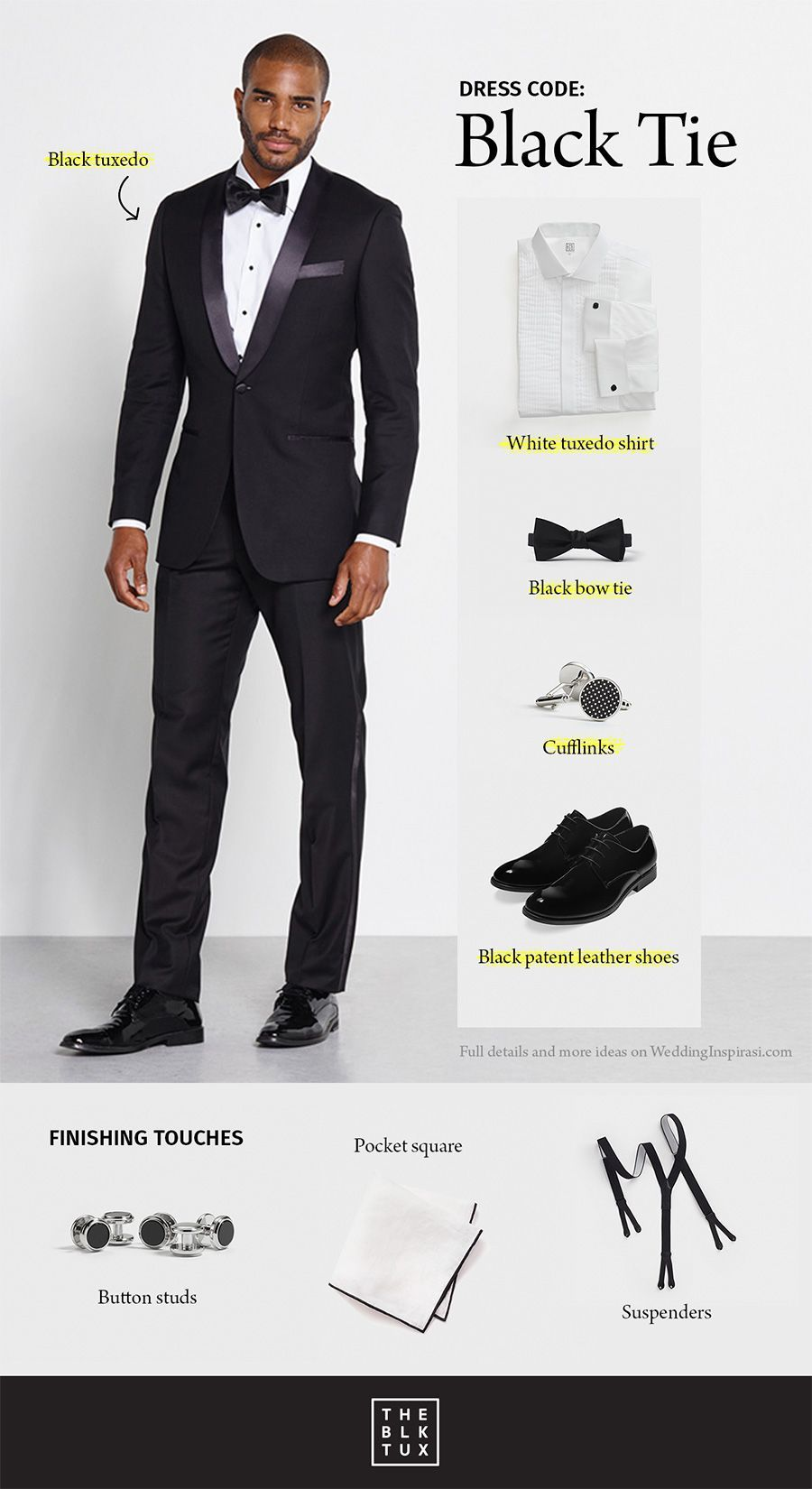 b2b5a5f94f9f Decoding Dress Codes  Get Smart with The Black Tux.  theblacktux