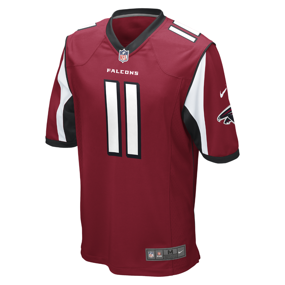 Nfl Atlanta Falcons Matt Ryan Men S Football Home Game Jersey Julio Jones Atlanta Falcons Atlanta Falcons Game
