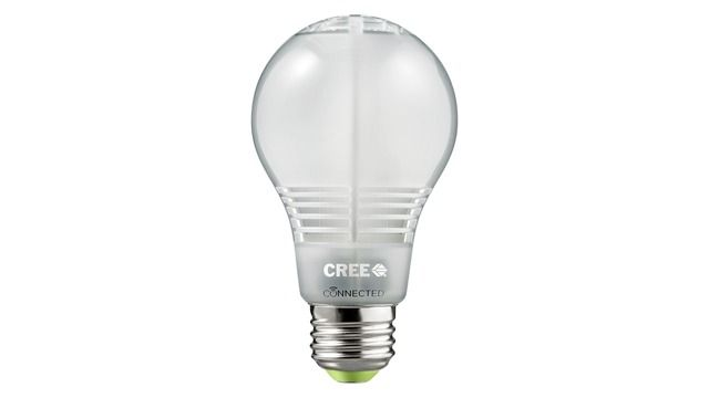 Belkin And Cree Announce Connected Cree Led Bulb Will Integrate