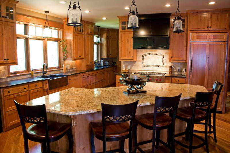 Decorating Ideas For Kitchens With Granite Countertops On A Budget