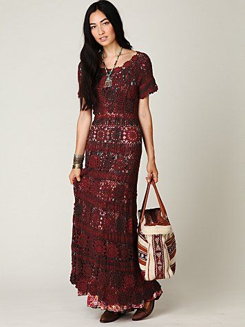 ombr sol invictus | Crochet dresses | Crochet, Crochet ...