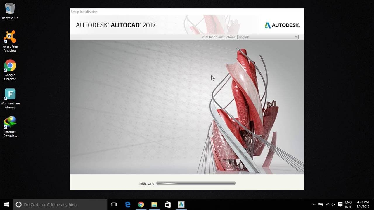 Download and Install AutoCAD 2017 for free | Geospatial
