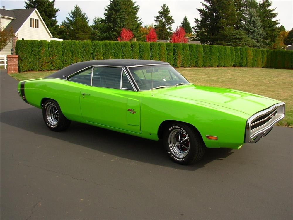70s dodge charger