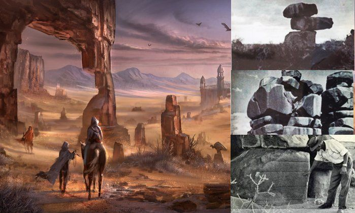 Image result for The Ancient Lost City of Kalahari