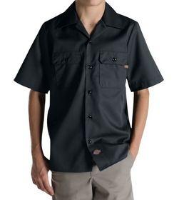 Dickies Boys Twill Shirt