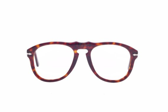 322f61acebb4a Persol 649 classic tortoise cello aviator eyeglasses frames hand made in  Italy