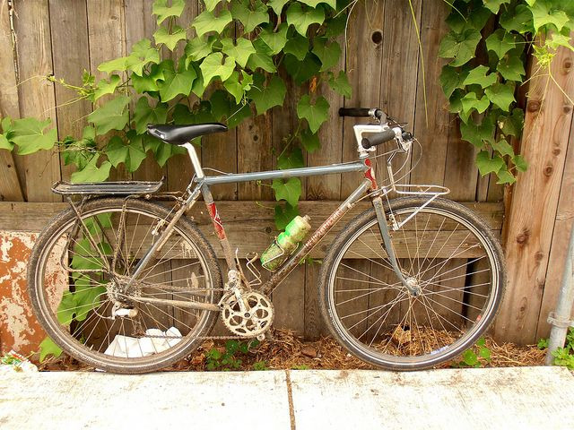 Mudhunq1 With Images Randonneur Bicycle Bike