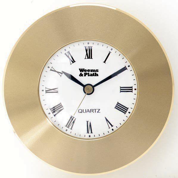 Clock Chart Weight (Brass)
