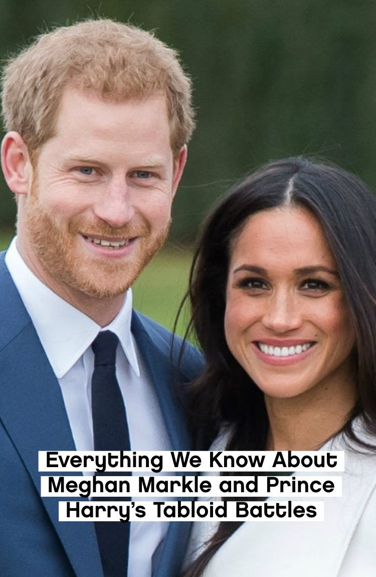 Meghan Markle Made A Personal Statement After Winning Her Case Against British Tabloids Markle Meghan Markle Prince Harry