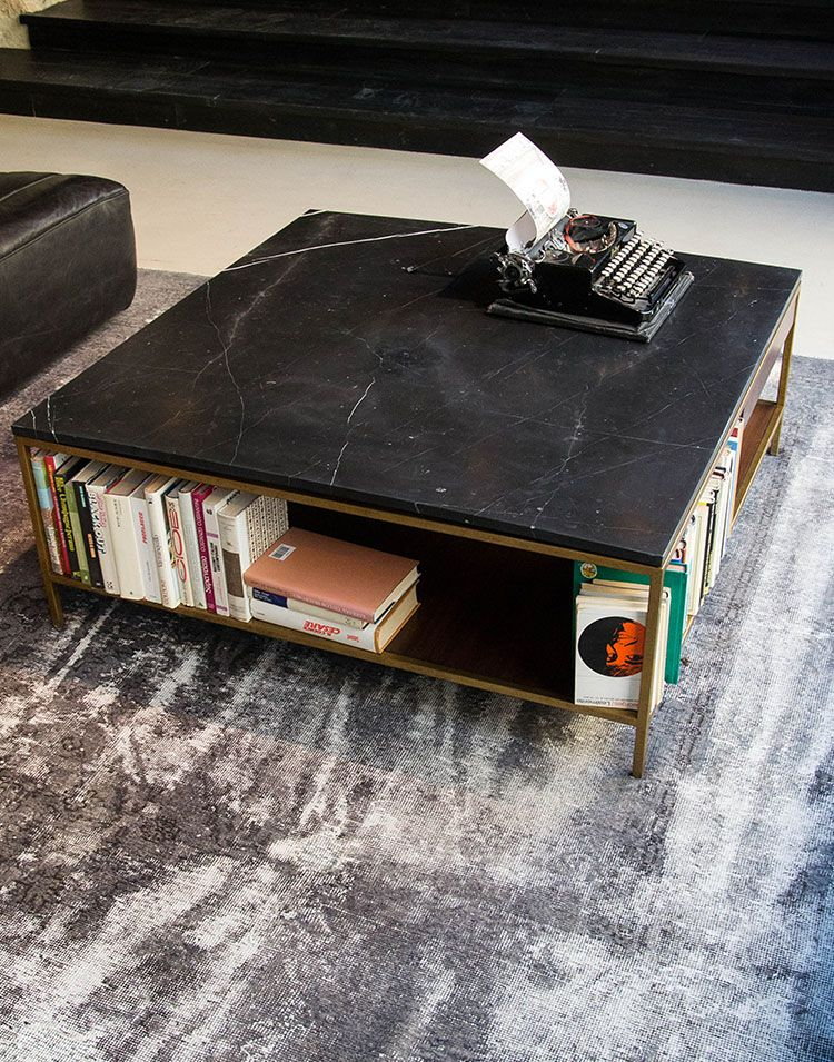 Image Description With Images Marble Coffee Table Living Room