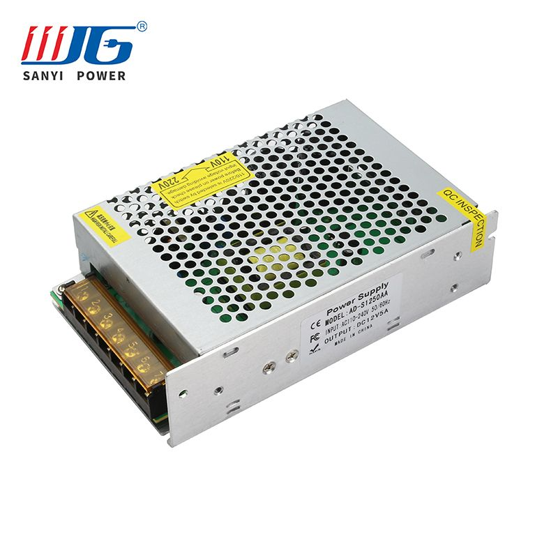 12v 10a Power Supply For Led Cctv Machine Power Supply Design Power Power Supply