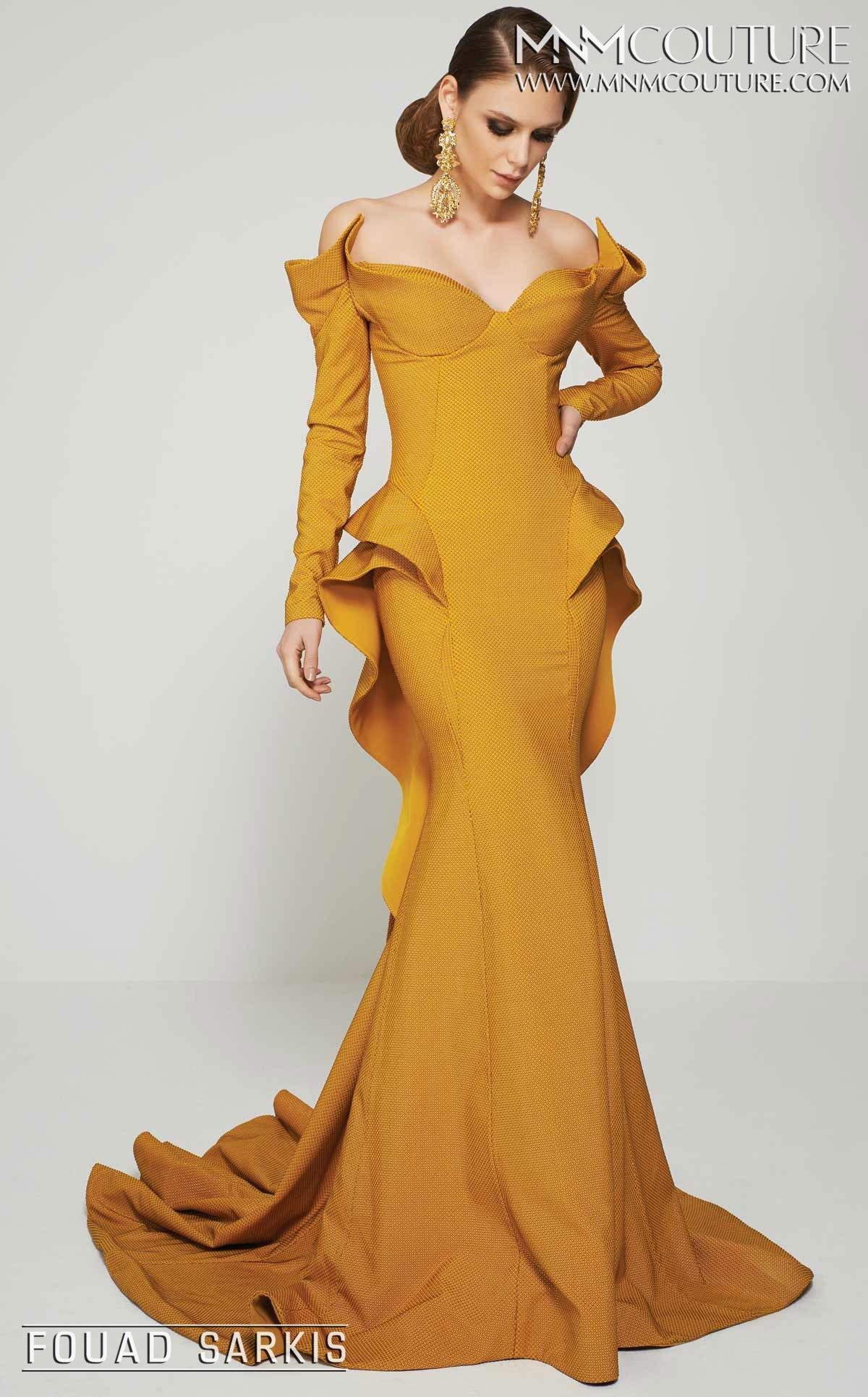 Fouad sarkis couture couture gowns and clothes