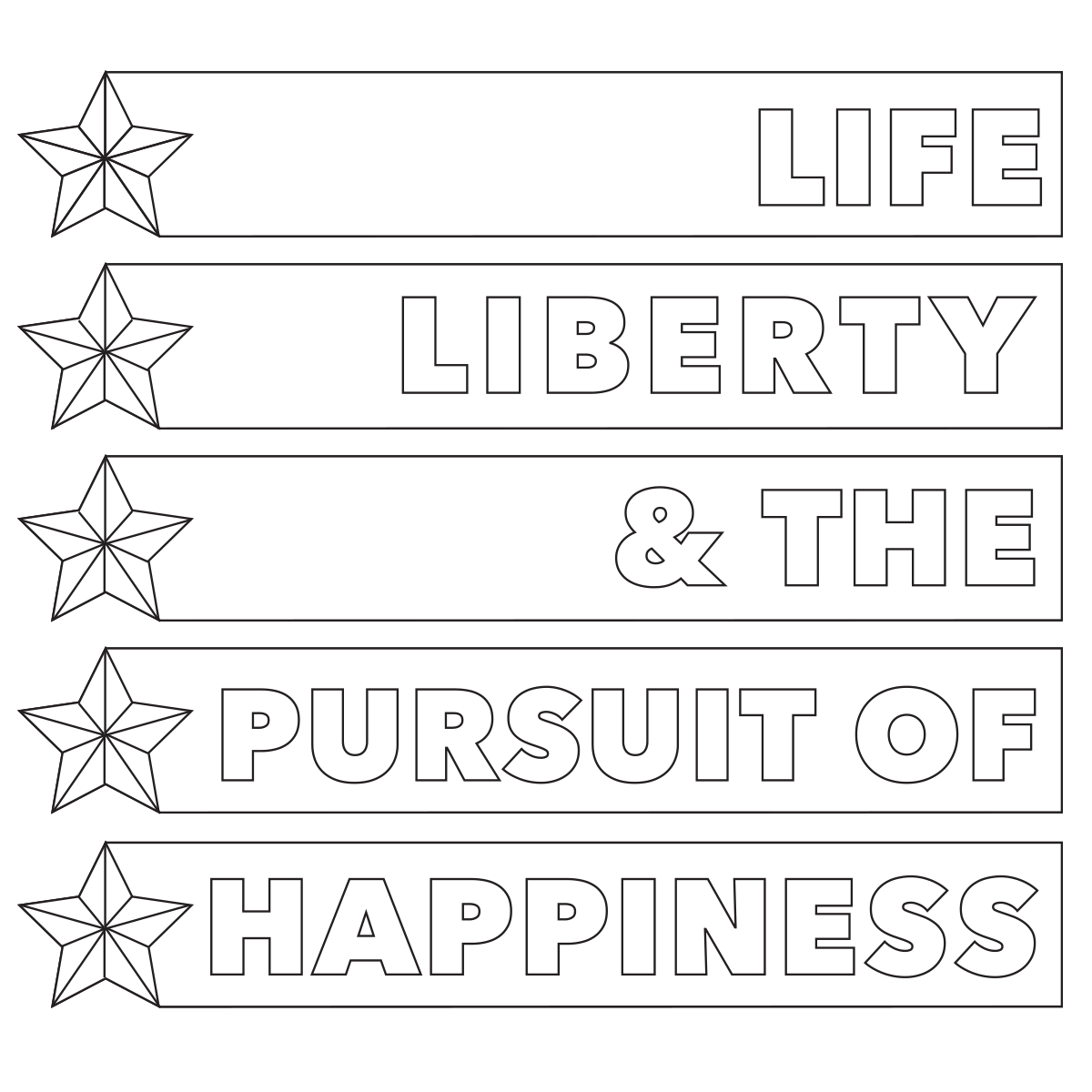 Free 4th of July: Life, Liberty and the Pursuit of Happiness ...