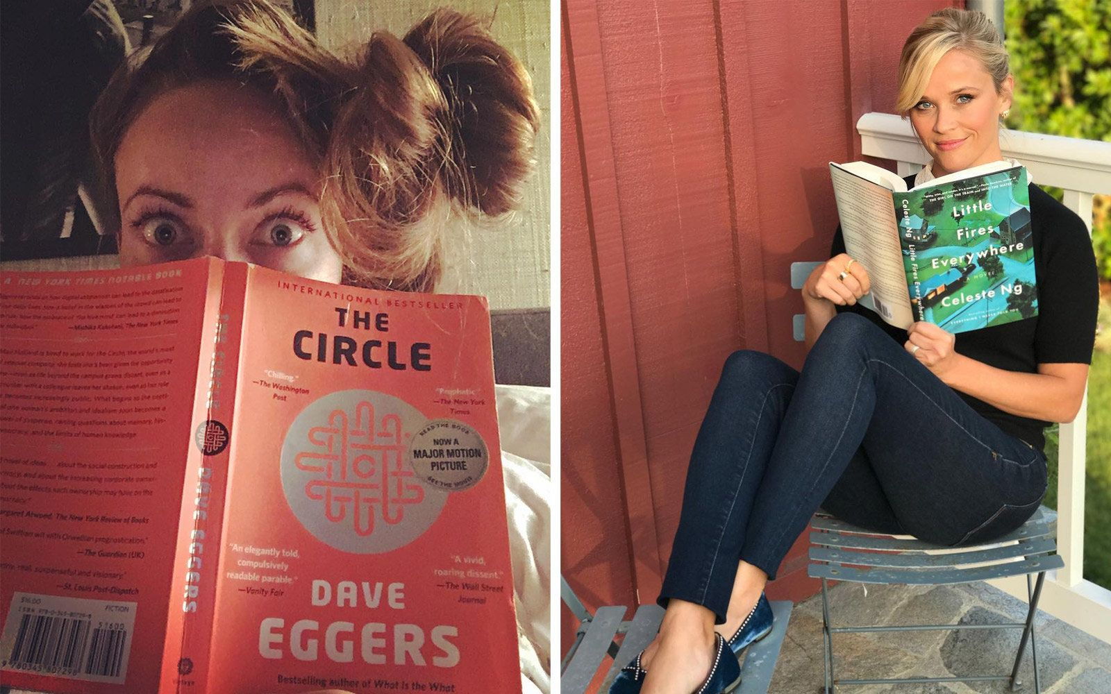 11 Books Recommended By Your Favorite Celebrities Celebrity Books Celebrity Travel Celebrities