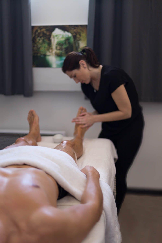 Massage Abhyanga 60 minutes – 49€  Uniquement sur rendez-vous au 07 85 97 57 03. A bientôt.