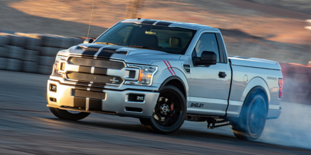 Shelby Super Snake Sport F 150 Concept Is A 755 Hp Tire Roaster Super Snake Shelby Best Small Cars