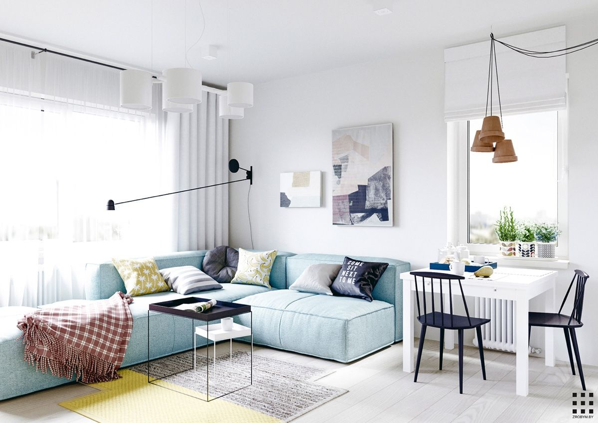 A Scandinavian Style Apartment Perfect For A Small Family In 2020 Apartment Interior Design Apartment Interior Luxury Apartment Interior Design