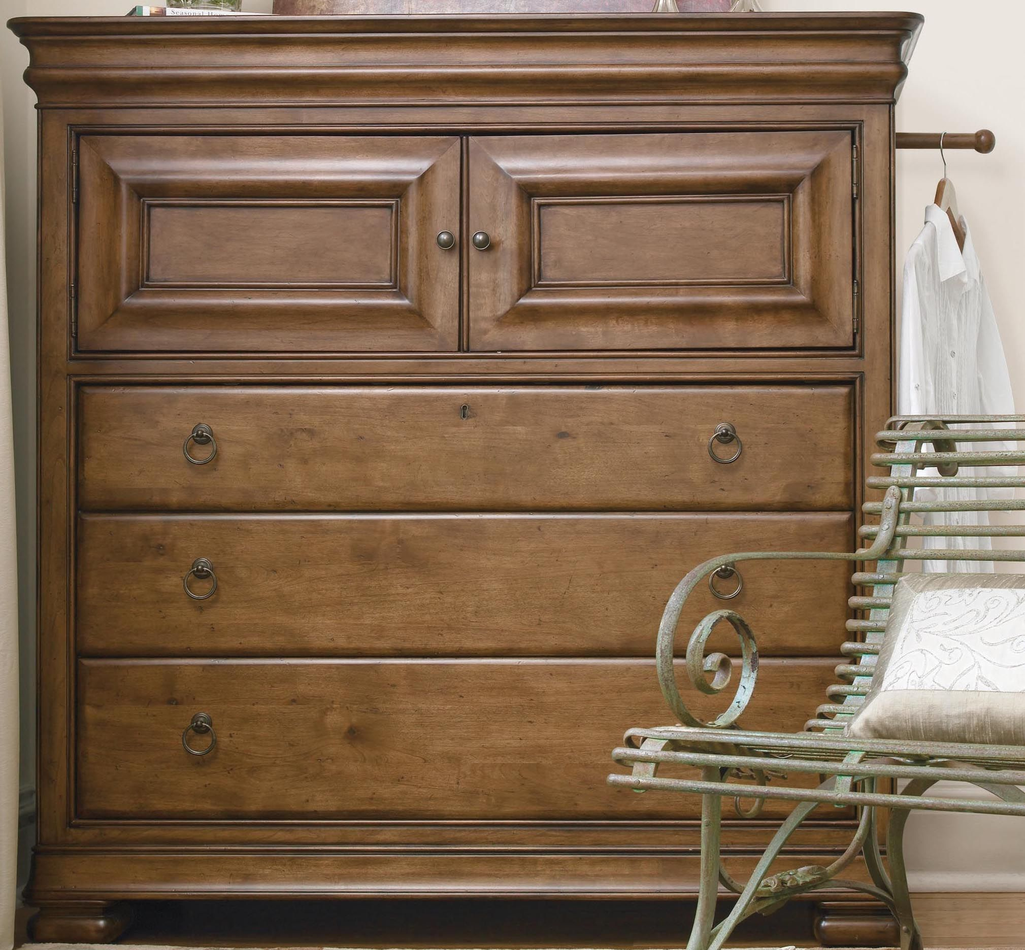 Pennsylvania House Bedroom Furniture Uf 071175 Universal Pennsylvania House New Lou Dressing Chest
