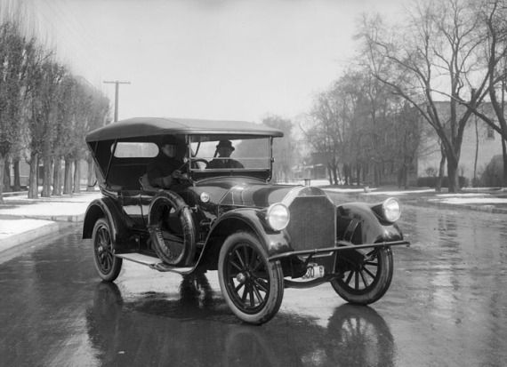 Did Nikola Tesla Create An Electric Car That Could Be Charged