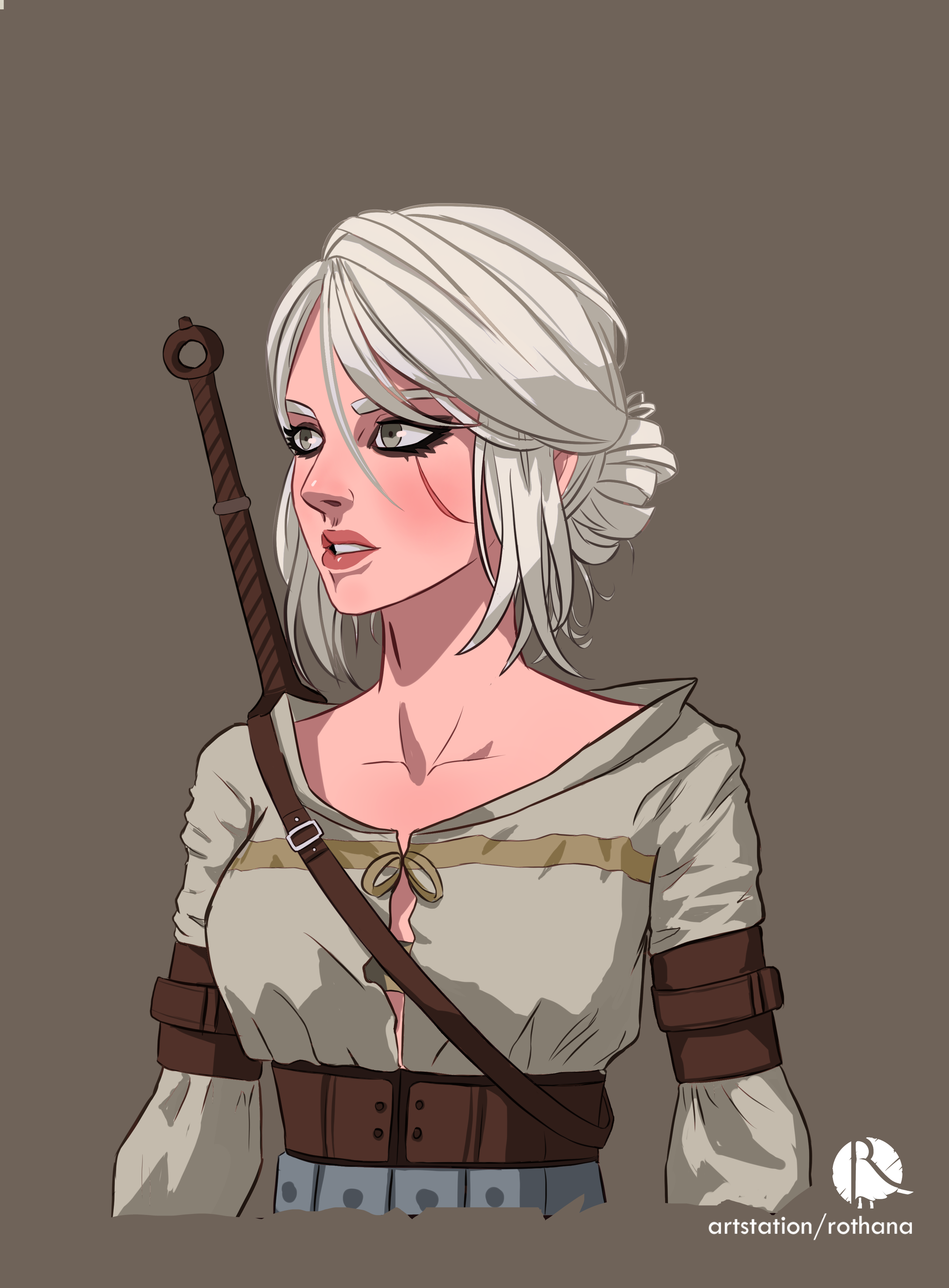 Ciri 2d portrait thewitcher3 ps4 wildhunt ps4share games ciri 2d portrait thewitcher3 ps4 wildhunt ps4share games gaming solutioingenieria Gallery