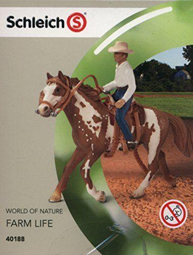 Multicolor Schleich Western Rider Action Figures