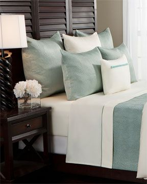 Nice Bed Setup