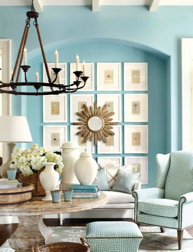 Blue Living Rooms Fascinating Roomdecorideasroomideaslivingroomlivingroomslivingroom Review