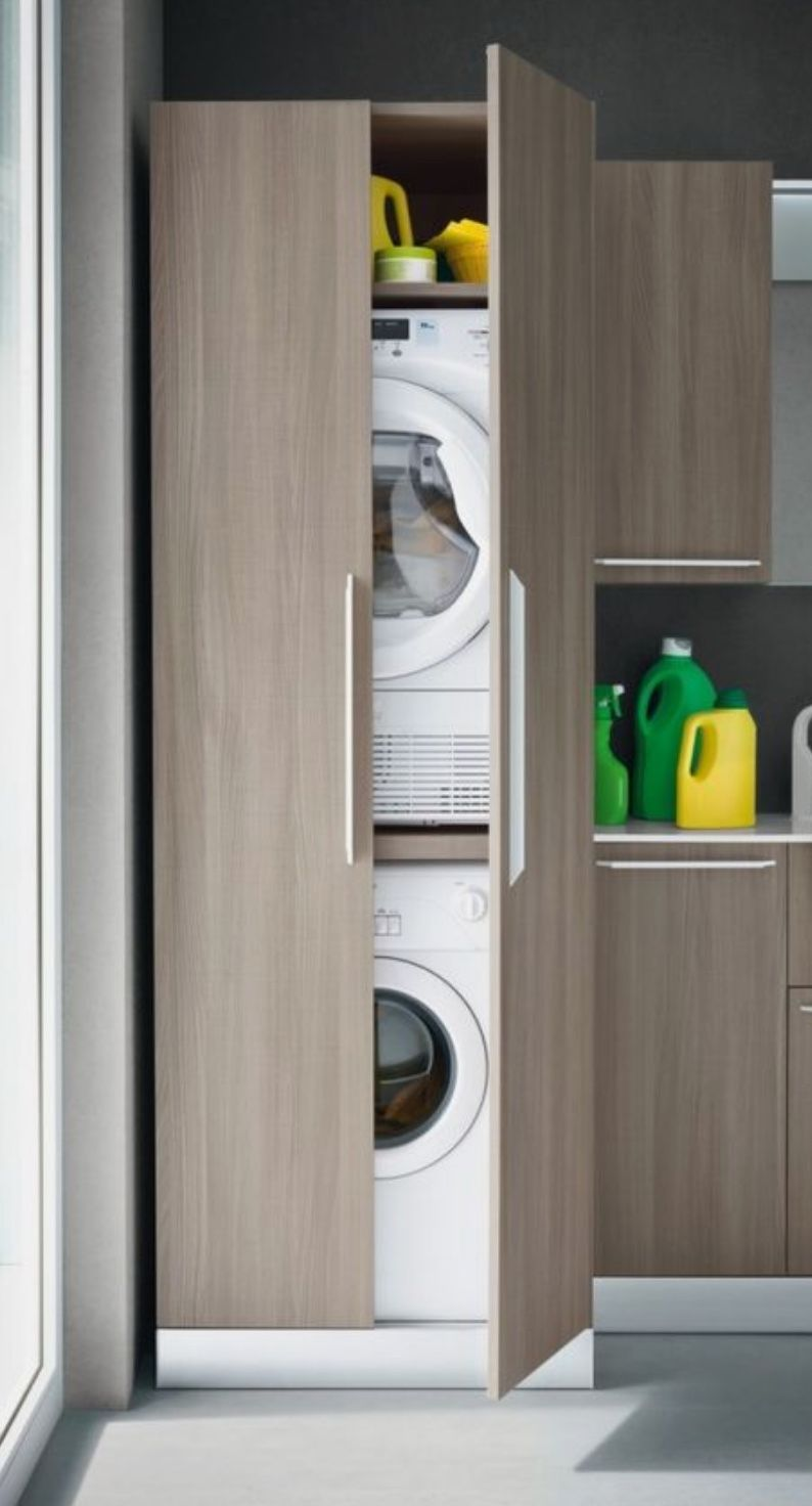 Caisson Pour Seche Linge small possibility of dryer on top of washing machine